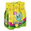 Cerveza de limón Pack 6 botellines x 25 cl Tropical