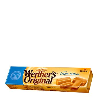 Werther's Caramelos blandos 50 g