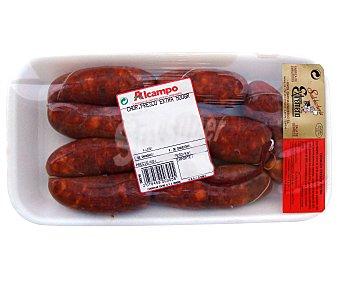 SALCHICHERÍA EXTREMEÑA Chorizo fresco extra 500 Gramos