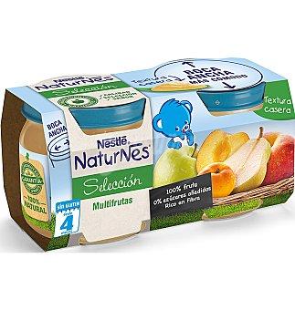 Naturnes Nestlé Potito multifrutas X2 400 G