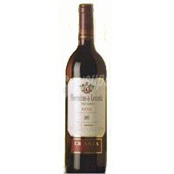 Florentino de Lecanda Vino Tinto Crianza Rioja Botella 1,5 litros