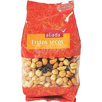 Aliada Cóctel maíz cacahuetes pasas y garbanzos Bolsa 150 g