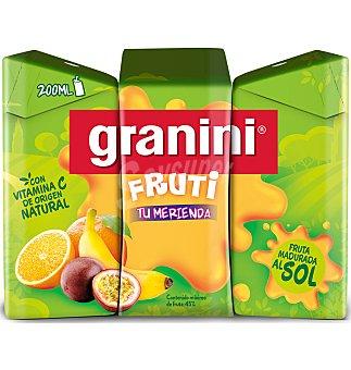 Granini Néctar Multi Pack 3x20 cl