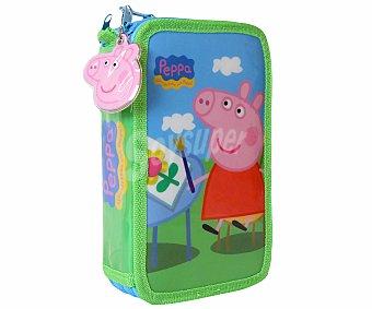 CIFE Estuche de 3 pisos Peppa Pig 1 Unidad
