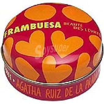 Ágatha Ruiz de la Prada Vaselina sabor frambuesa Caja 15 g