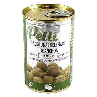 Pelli Aceitunas verdes rellenas de anchoa 120 g