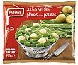 Judias verdes planas con patatas 750 g Findus