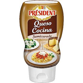 President Queso cocina semicurado tarro 220 g
