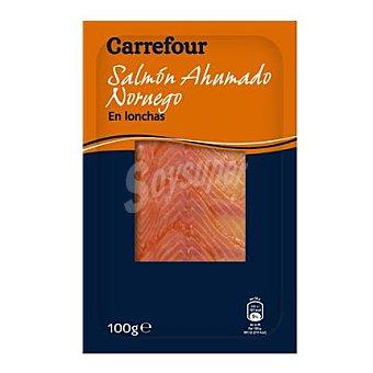 Carrefour Salmón ahumado Noruego 100 g