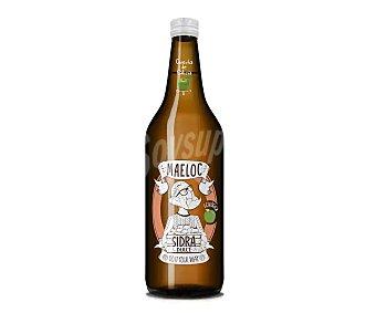 Maeloc Sidra dulce ecológica Botella de 75 cl