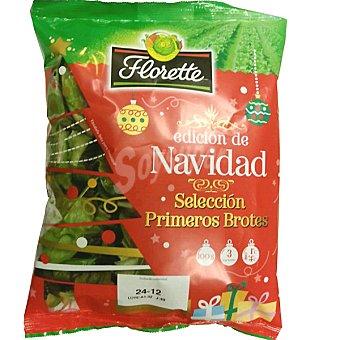 FLORETTE ensalada de Navidad selección primeros brotes bolsa 100 g