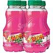 Refresco sabor fresa  4 unidades de 200 ml Simon Life