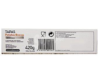 Maheso Patatas Bravas Microondas Maheso 420 Gramos
