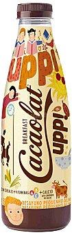 Cacaolat Upp! Breakfast batido de cacao con cereales Botella 1 l