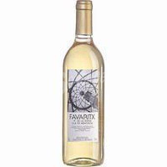 Favaritx Vino Blanco De La Tierra De Menorca Botella 75 cl