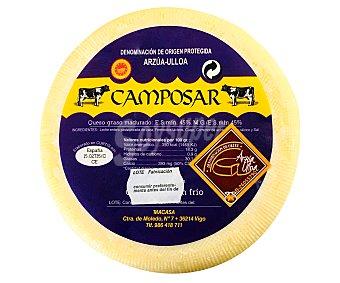 CAMPOSAR Queso graso madurado de vaca denominación de origen Arzúa-Ulloa 700 gramos aproximados