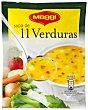 Sopa deshidratada once vegetales Sobre 53 g Maggi