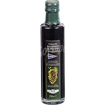 Hipercor Vinagre balsámico de Módena ecológico Botella 250 ml