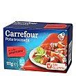 Pota troceada en salsa americana 72 g Carrefour