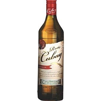 CUBAY ron cubano añejo suave Botella 70 cl