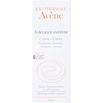 Avène Crema Tolerance Extreme Tubo 50 ml