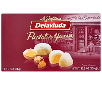 Delaviuda Pasteles de yema 300 gramos