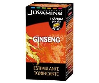 Juvaflorine Hierbas En Cápsulas Ginseng 1 Unidad