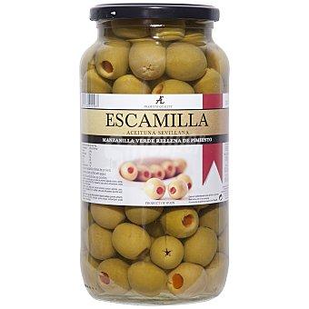 Escamilla Aceituna manzanilla rellena de pimiento 600 g