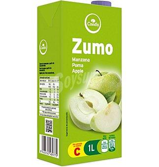Condis Zumo manzana Brick 1 litro