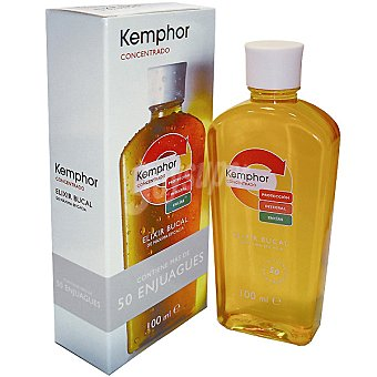 Kemphor Enjuague bucal concentrado Frasco 100 ml