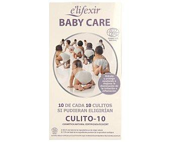 E'lifexir Crema protectora de la zona del pañal, para pieles sensibles y con tendencia atópica Baby care
