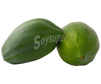 Papaya madura 650 gramos