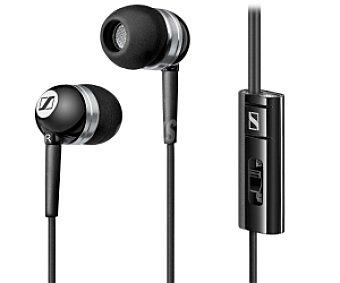 SENNHEISER MM70S Auriculares tipo Intrauricular Negro, con cable y micrófono