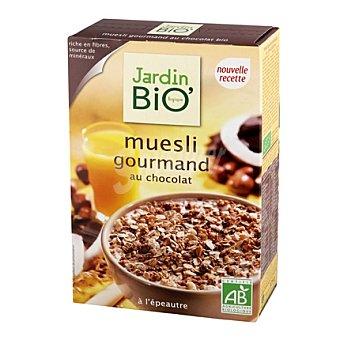 Jardin Bio Cereal muesli chocolate 375 g