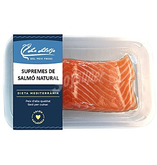 Supremas de salmon natural 200 GRS