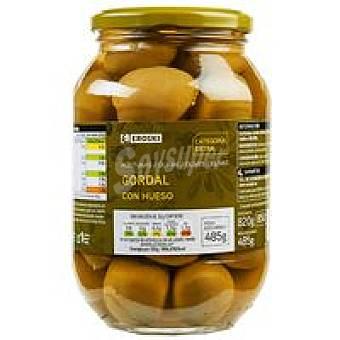 Eroski Aceitunas gordal Frasco 570 g