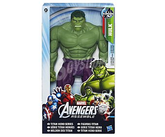 Marvel Figura Artículada Titán Hulk 30 Centímetros, Acabada con Multitud de Detalles 1u
