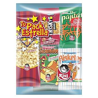 Risi Pack estrellas - Sin Gluten 125 g