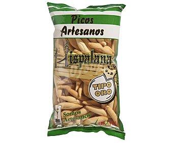 Hispalana Picos de pan artesanos tipo Oro  Bolsa de 200 g