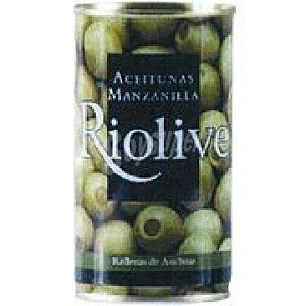 Riolive Aceitunas rellenas de anchoa Lata 150 g