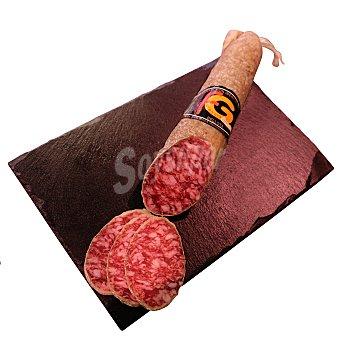 Florencio gomez Salchichón ibérico de bellota en lonchas sobre (peso aprox. 200 gr) 200 gr