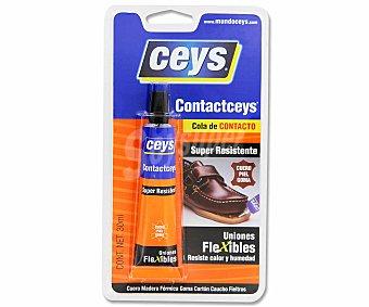 Ceys Cola de Contacto Fuerte y Flexible. 35 Mililitros. 1 Unidad