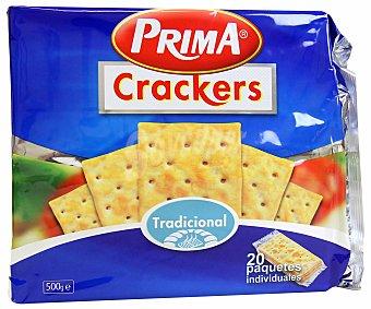 Prima Crackers Tradicional 500 g