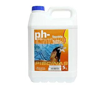Pqs Reductor de pH líquido 5 l