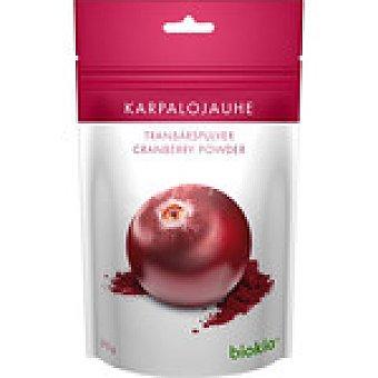 BIOKIA arándano rojo en polvo  envase 30 g