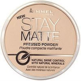 Rimmel London Maquillaje Matte Powder 008 Pack 1 unid