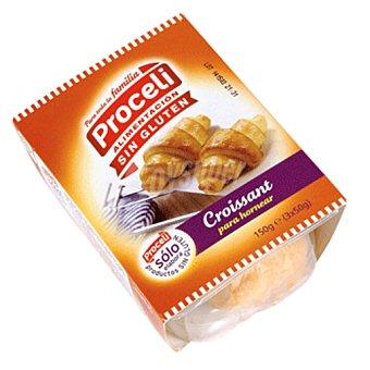 PROCELI croissant SIN GLUTEN 150GR