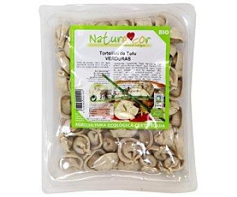 Naturecor Tortellini de Tofu y Verduras Ecológico 250 gramos