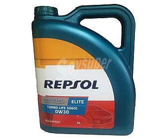 Repsol Aceite 0W-30, Turbolife 50601, Elite, repsol