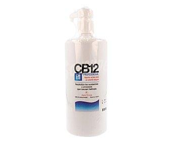 CB12 Enjuague bucal que neutraliza las sustancias y procesos que causan la halitosis 1 L